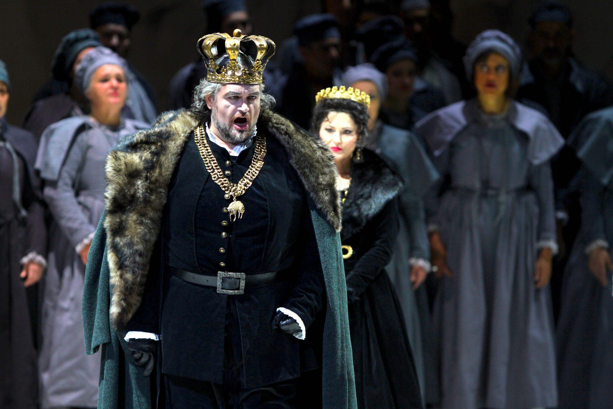 Genova, Teatro Carlo Felice – Don Carlo (versione in IV atti)