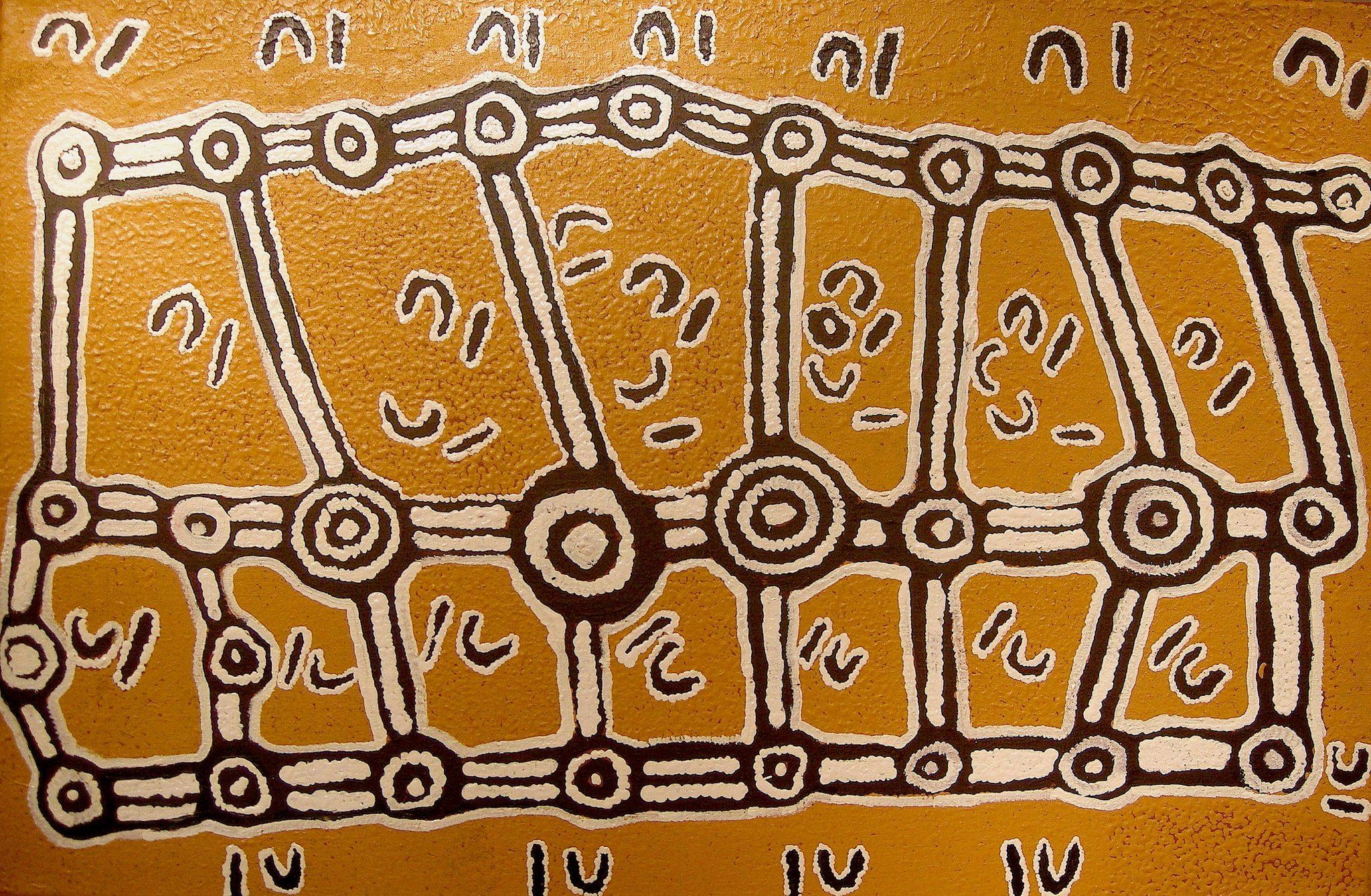 Aborigena Australia Mudec