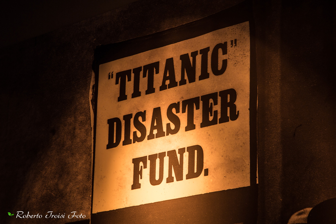 Il Titanic approda a Torino: i volti e gli oggetti dei suoi passeggeri per la prima volta in Italia