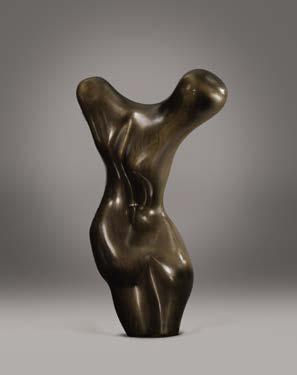 Jean Arp Torse de Pyrénées Sotheby's e Christie's