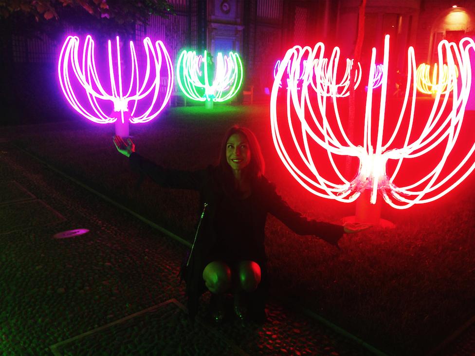 Selfie ad Arte. Poesie di Neon @ Gallerie d'Italia