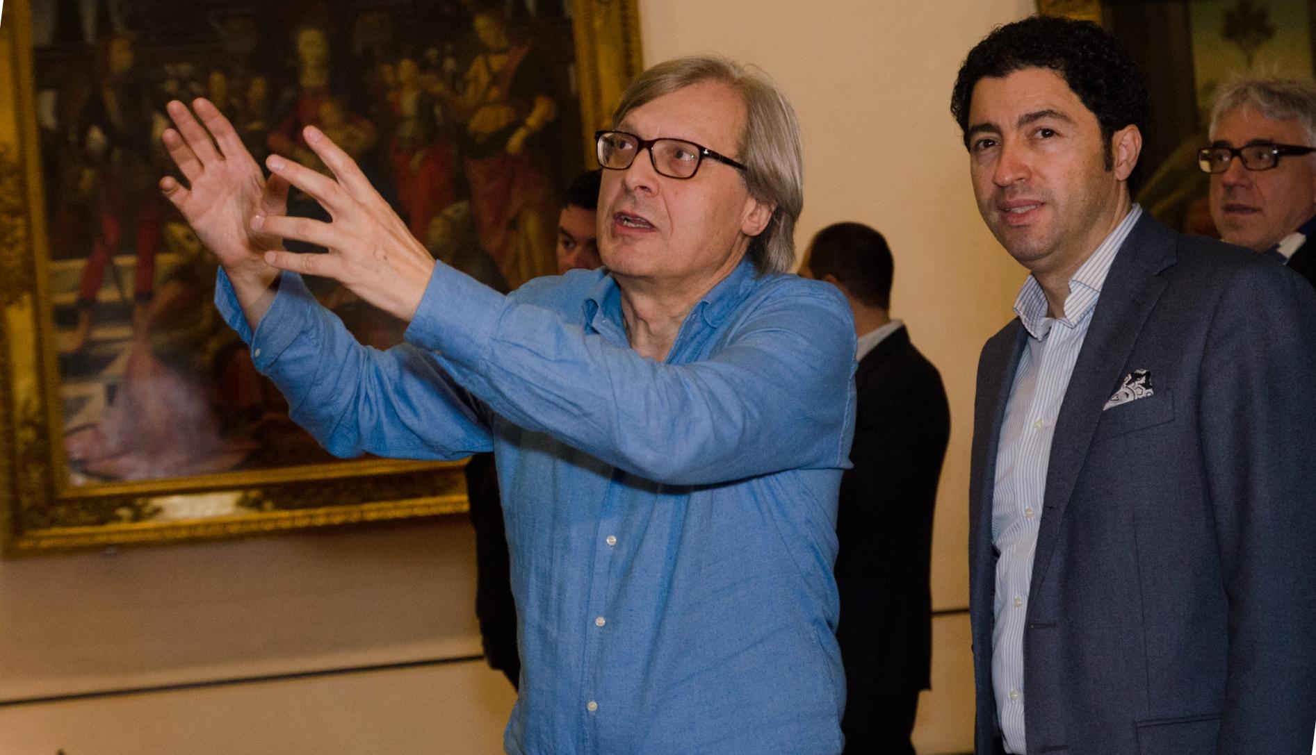 """Sgarbi sul Museo Egizio di Torino: """"d'accordo con il direttore"""""""