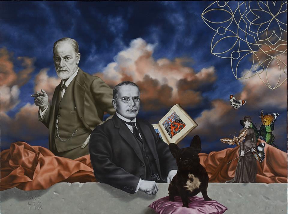 A Firenze la pittura surrealista di Ugo Levita