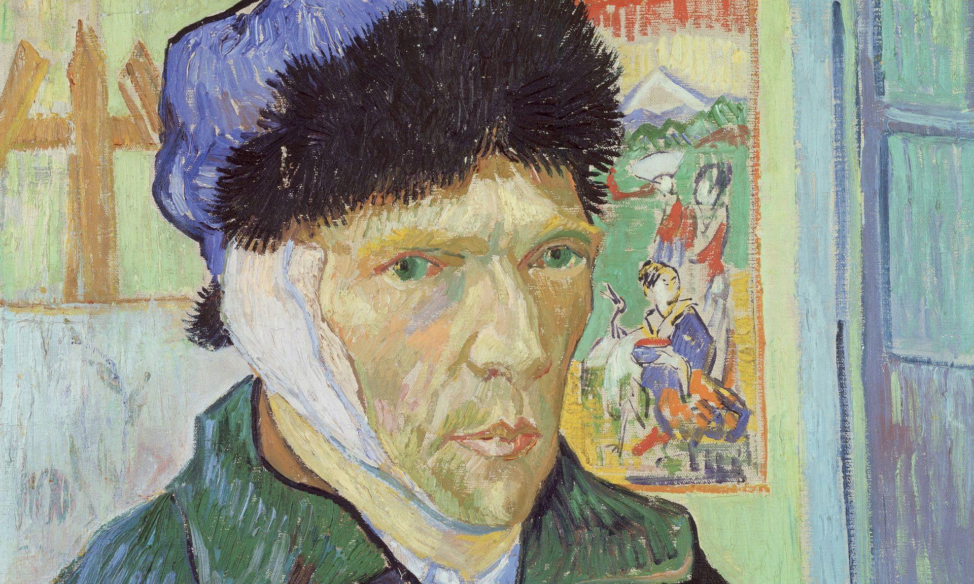 Autoritratto di van Gogh