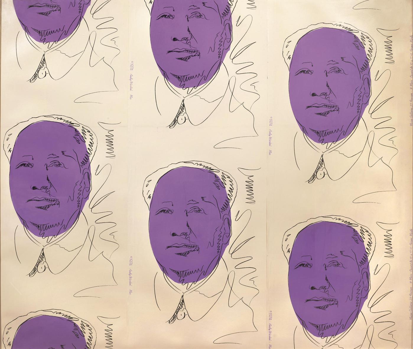 Boetti, Warhol e Hartung. Contemporanei in asta da Pandolfini a Milano