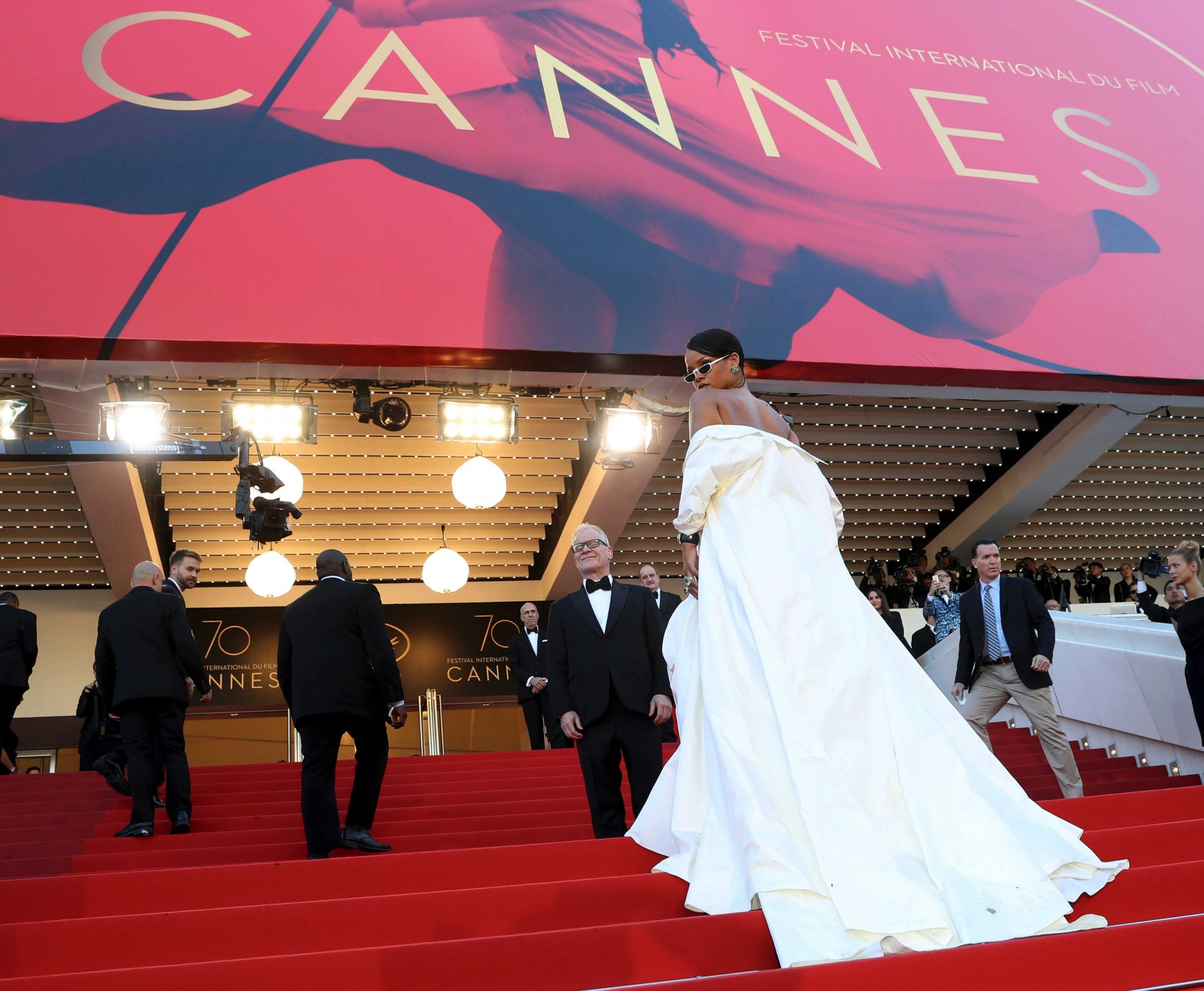 cannes 2017 palma d'oro red carpet