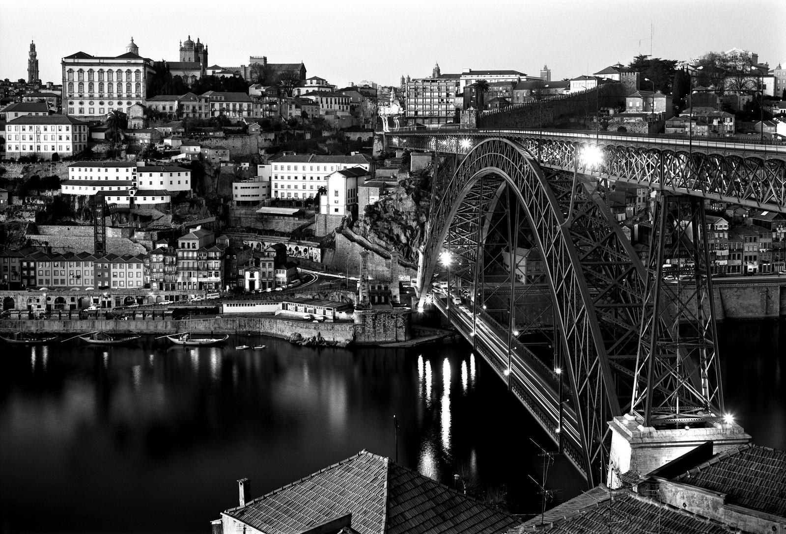 Gabriele Basilico, Porto 1995