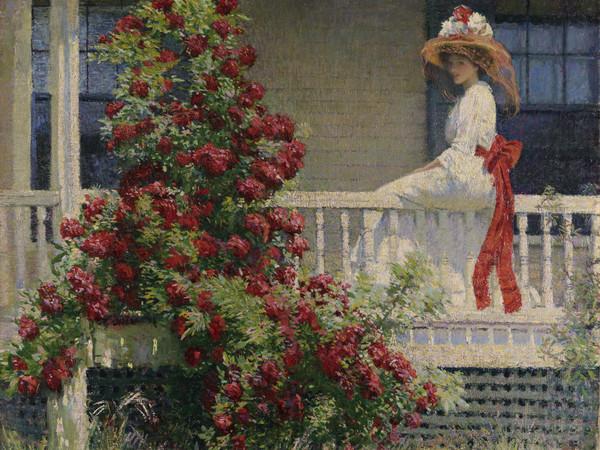 Il giardino degli artisti. L'impressionismo americano arriva sul grande schermo
