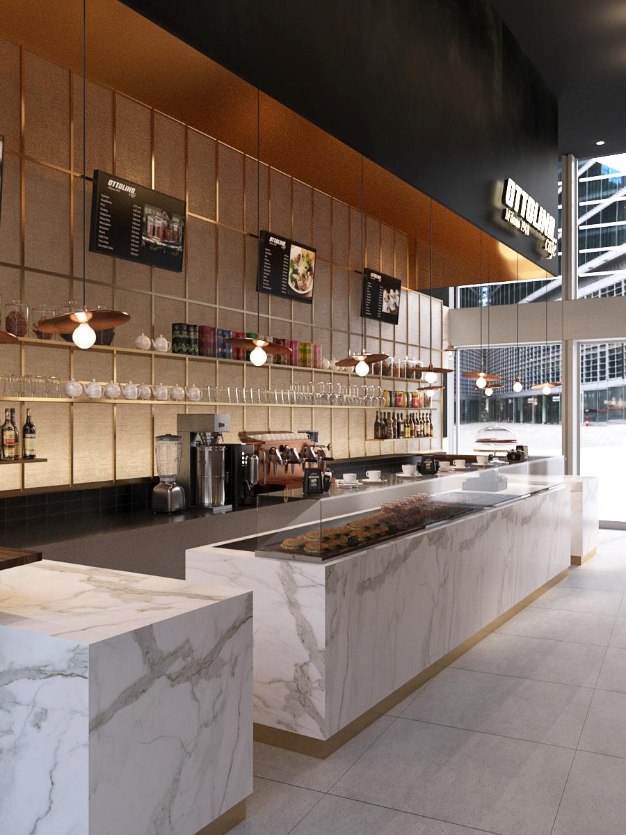 Inaugurano a Milano le caffetterie Ottolina Cafè