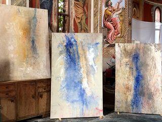 Gino Baffo, mostra Gli Attimi, 2017 venezia
