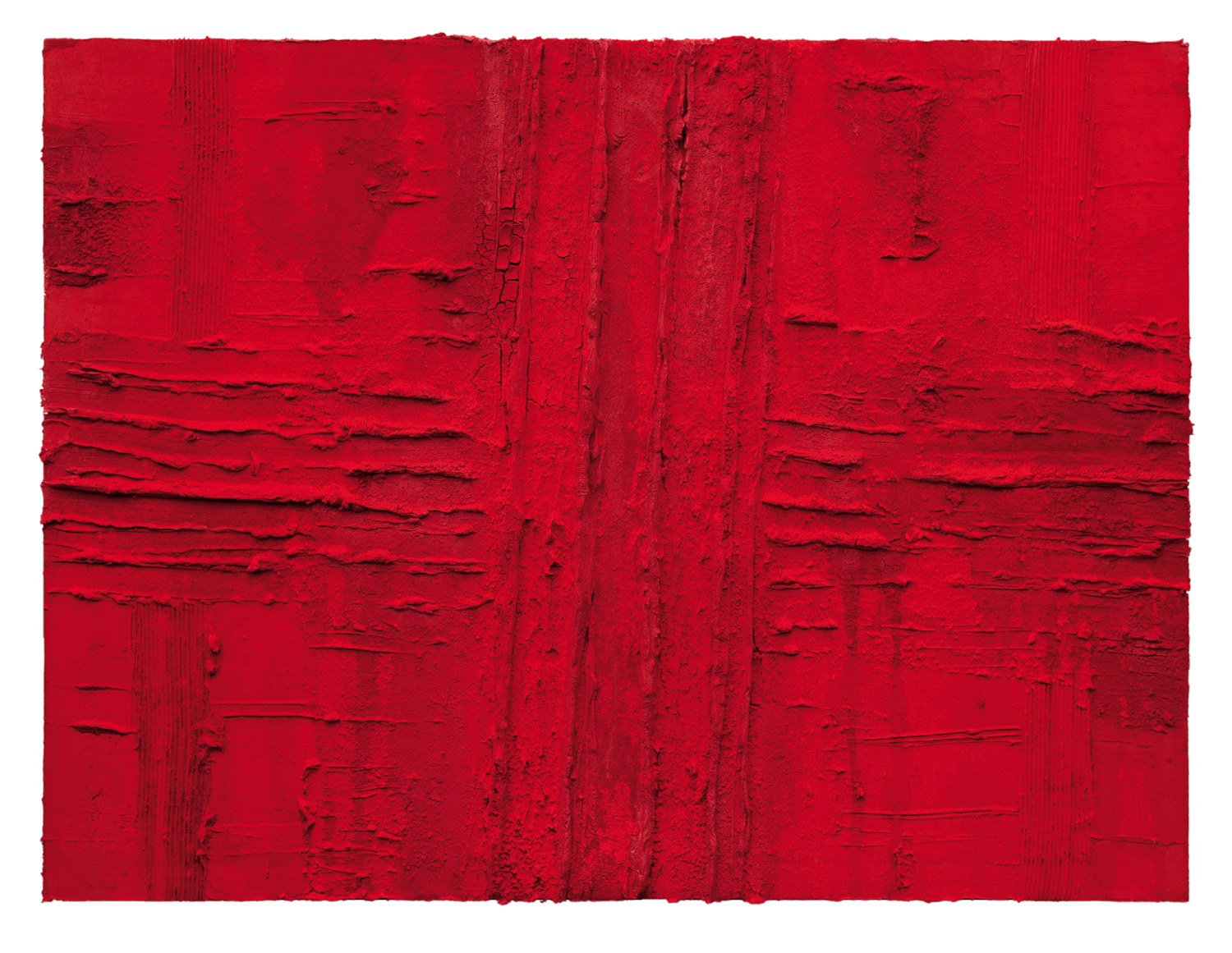 Marcello Lo Giudice, Red vulcano, 2016