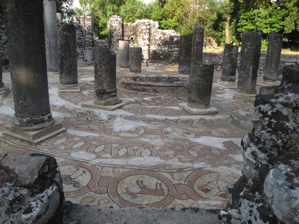 sito archeologico di Butrinto albania