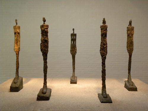 Femmes de Venise, Alberto Giacometti, 1956, Venezia