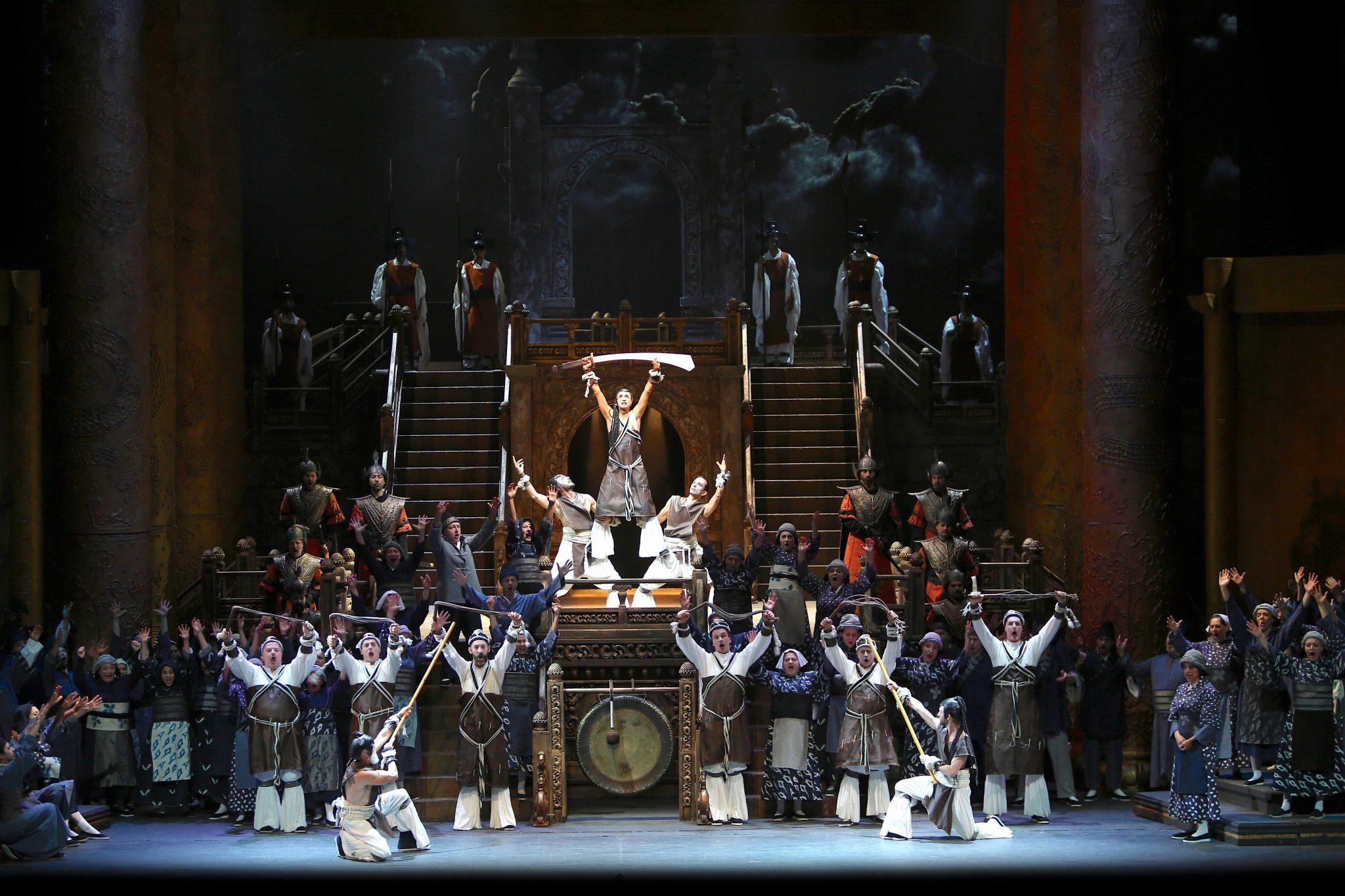 Turandot di qualità e di bel canto al Teatro Carlo Felice di Genova