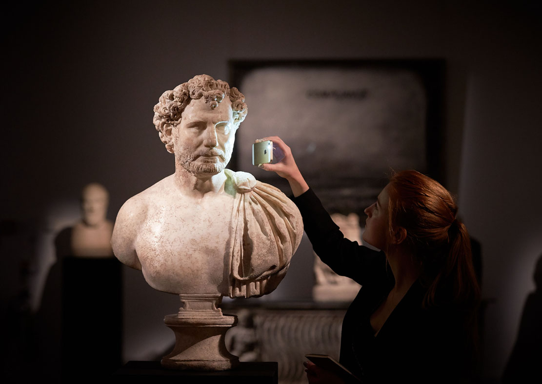 Ancient Marbles, Sotheby's London, June 2017
