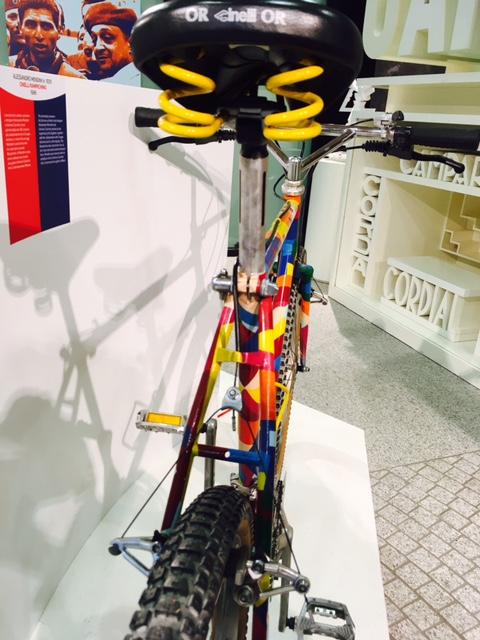 Stevie Gee, Bike Passion, 2017, Galleria Campari, Sesto San Giovanni