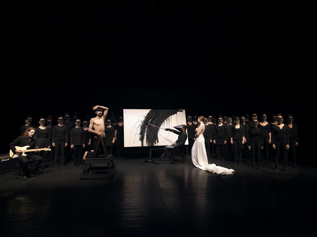 Luigi Presicce, 2014, ArtOnTime 2017, Venezia