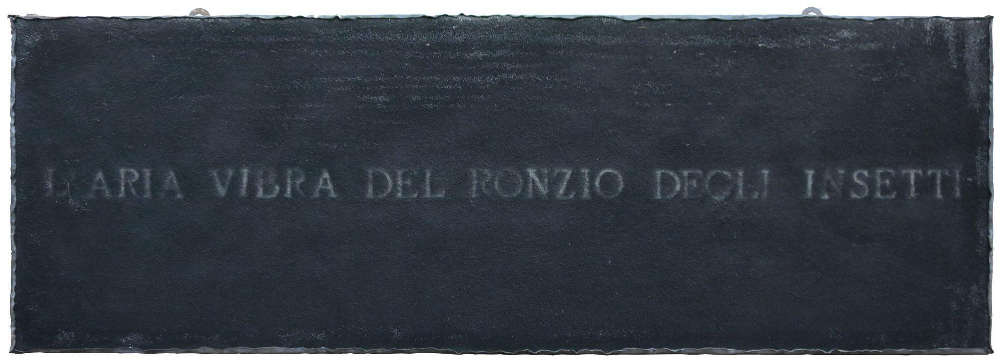 Calzolari senza-titolo-1977 Biquadro