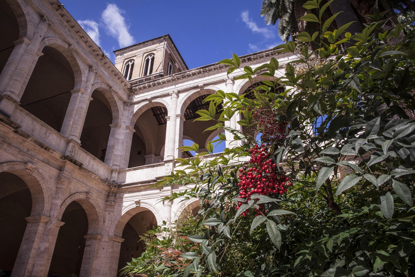 Il nuovo nell'antico: conversazioni di Architettura a Palazzo Venezia (Roma)