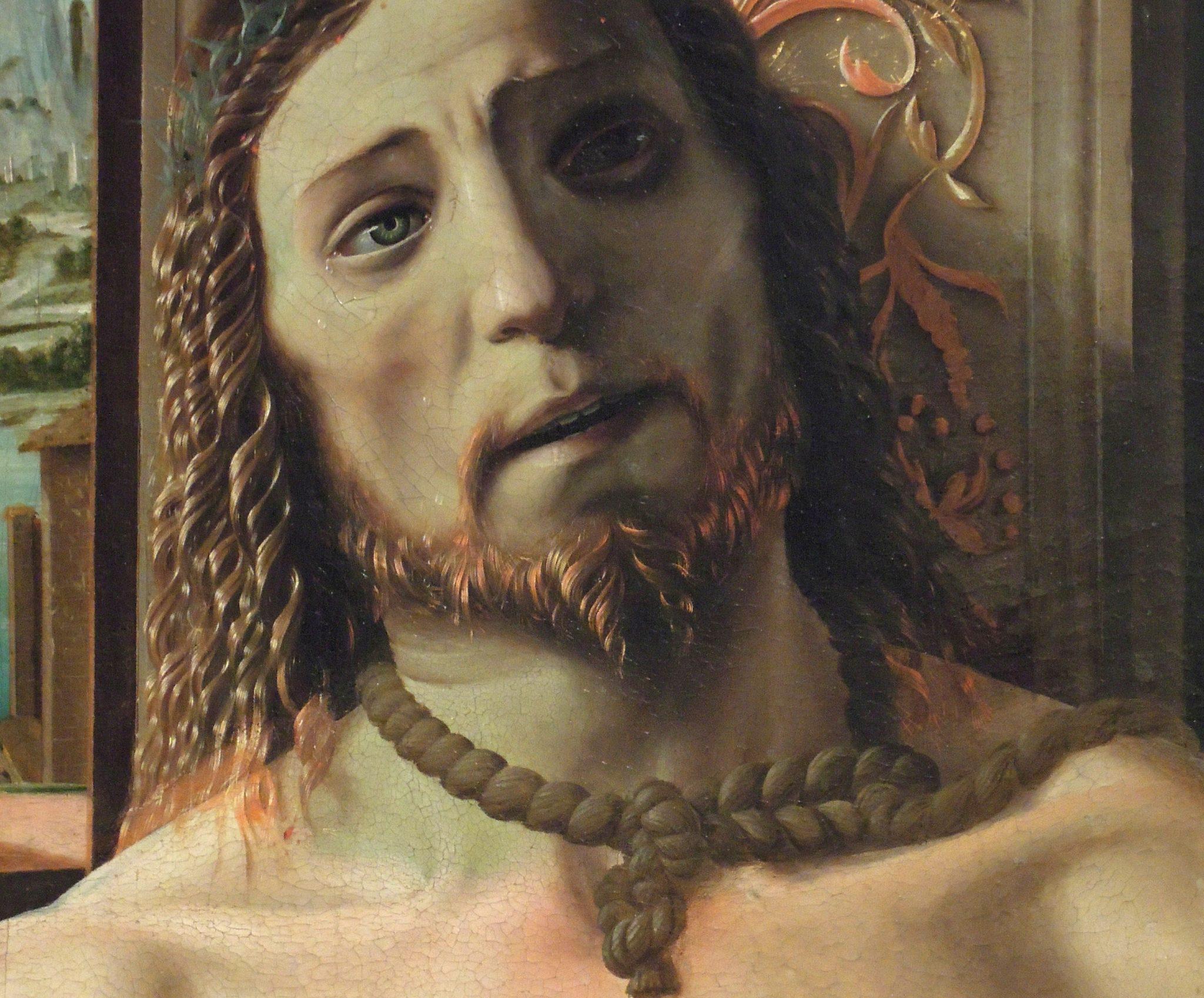 Cristo alla colonna di Donato Bramante, 1480-1490 circa