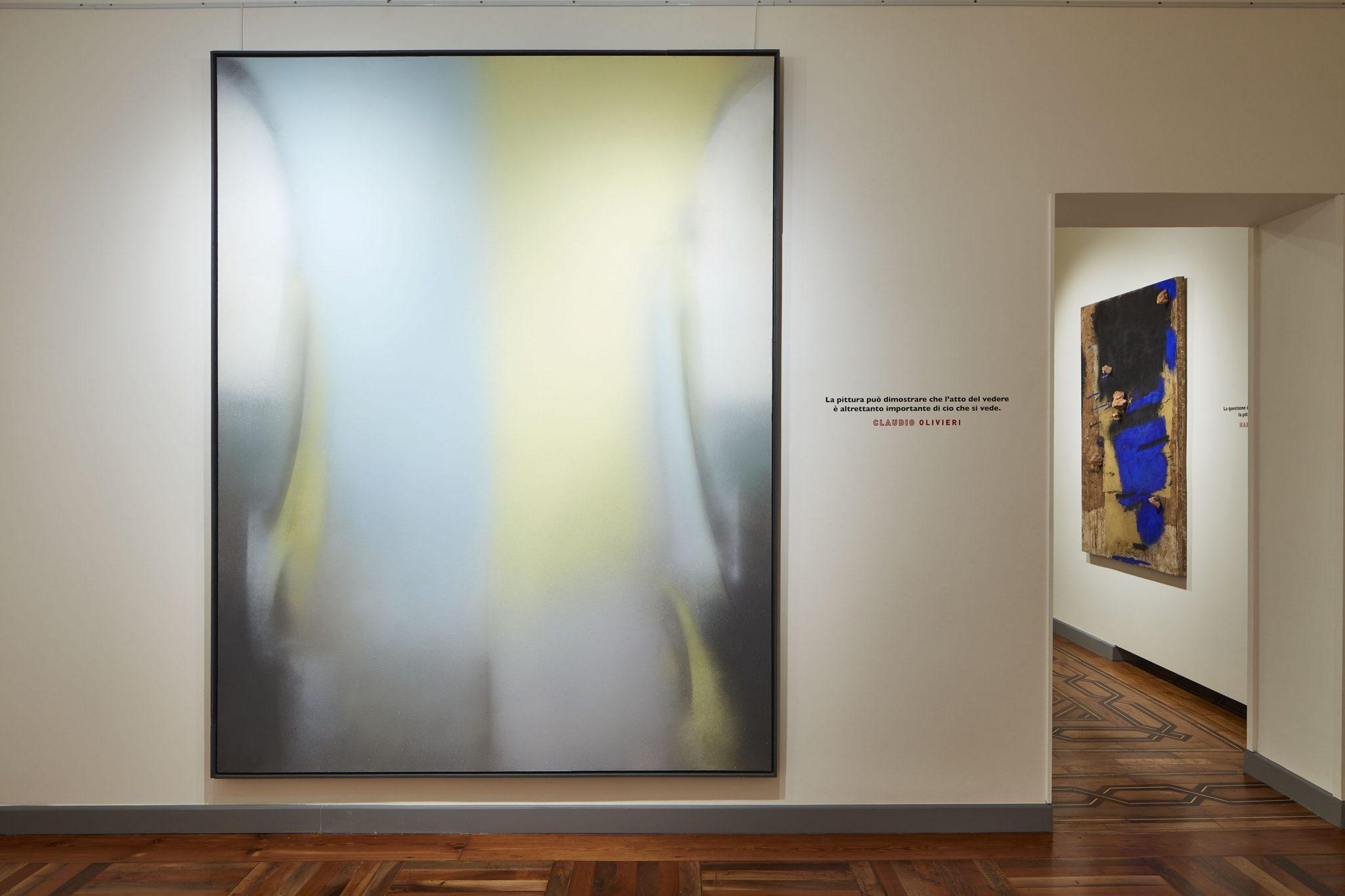 Installation Shots - Pittura Analitica alla Galleria Mazzoleni di Torino
