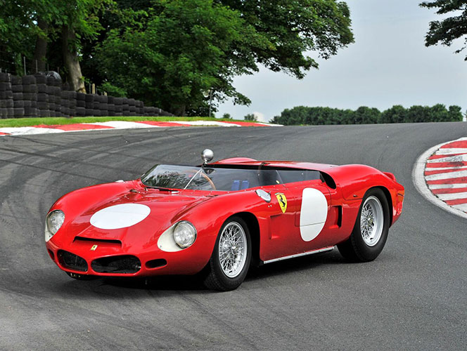 Ferrari, RM Sotheby's, 2017, Maranello