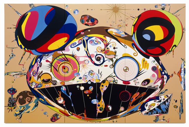 Takashi Murakami, Jap Art, Capri