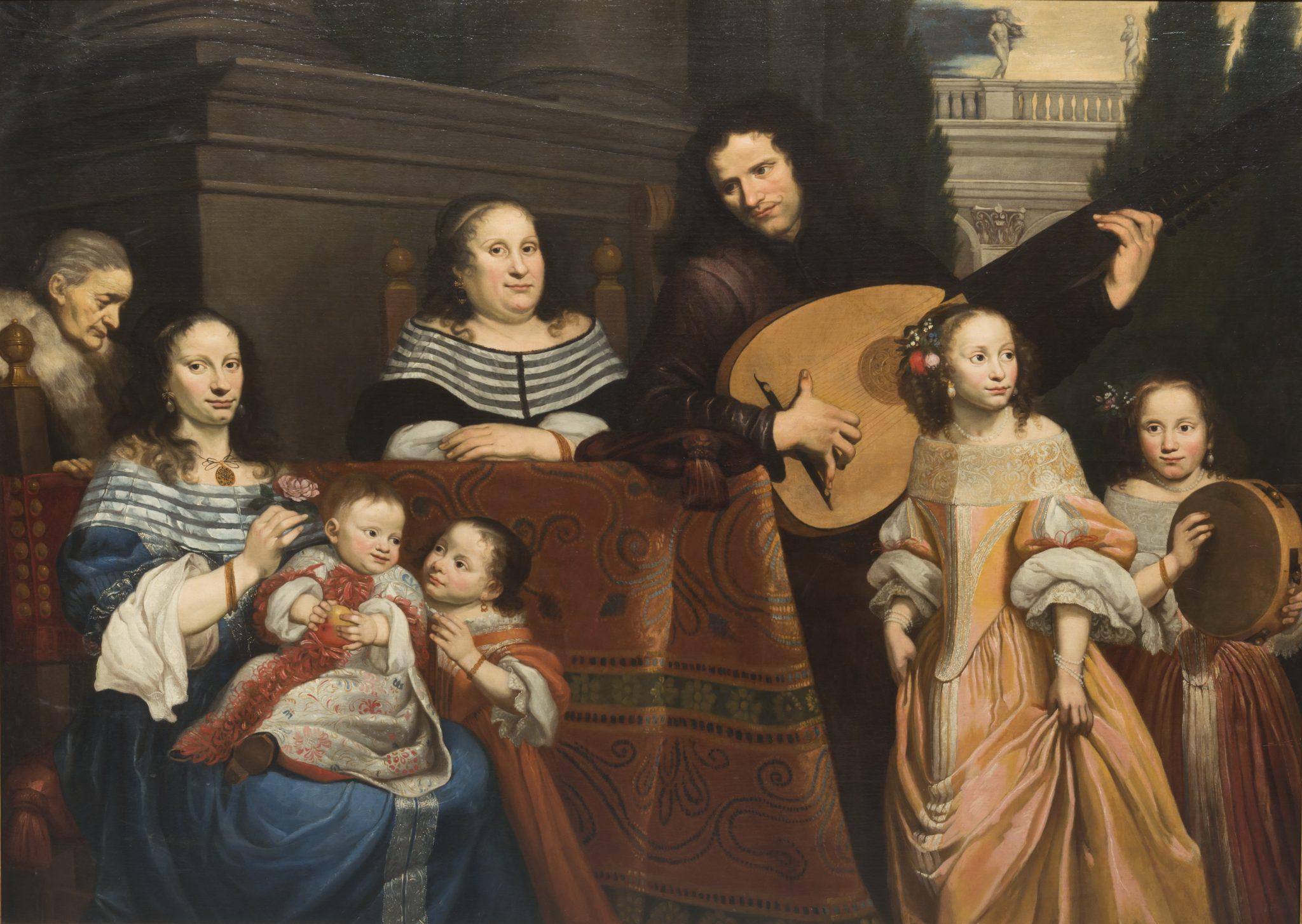 Un dipinto di Jan de Bray stima 60 mila € da Babuino