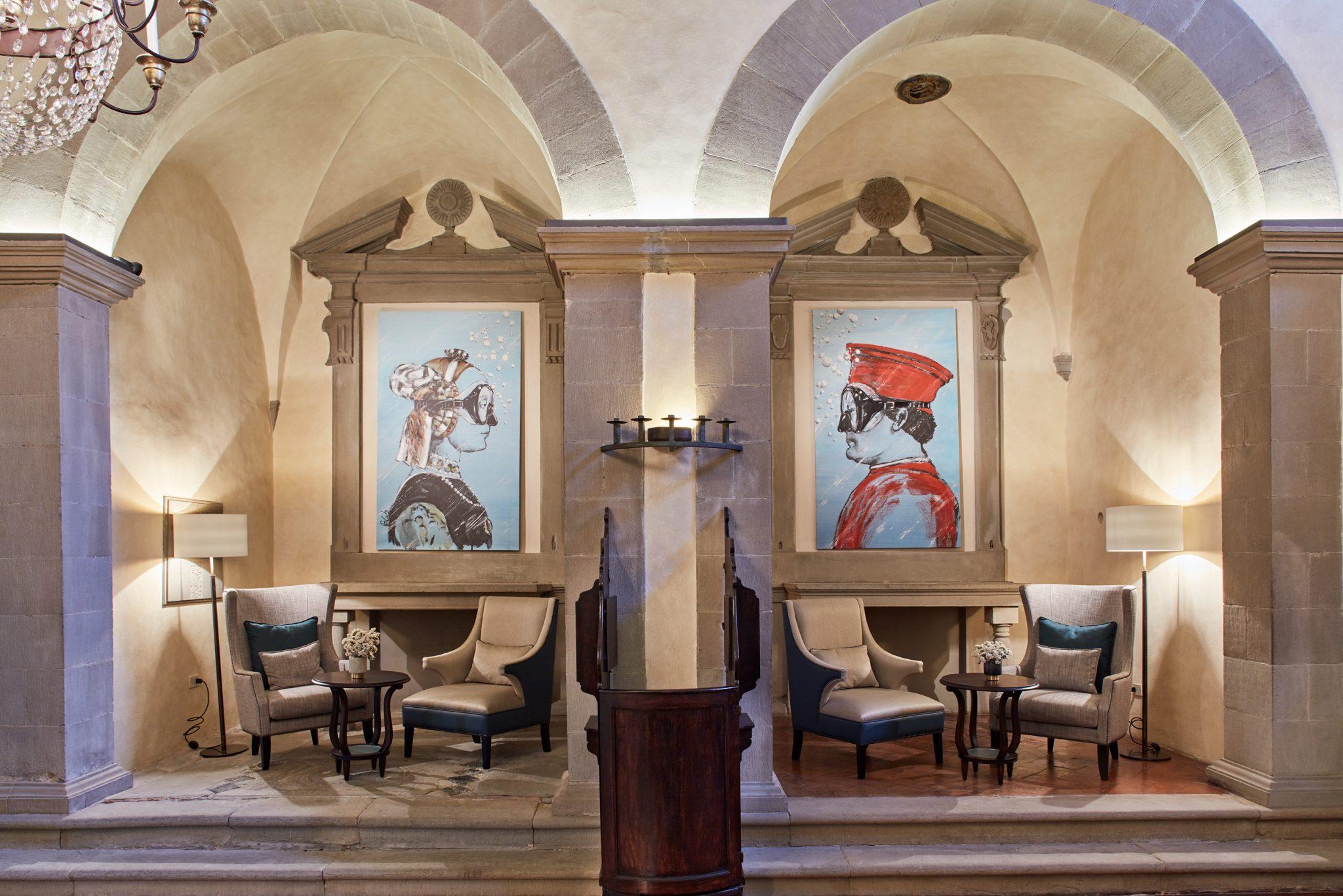 Belmond San Michele: nuova vita agli artisti della street art in un convento storico a Fiesole