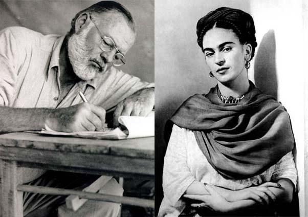 Viaggio a Key West per Hemingway e a Città del Messico per Frida Kahlo