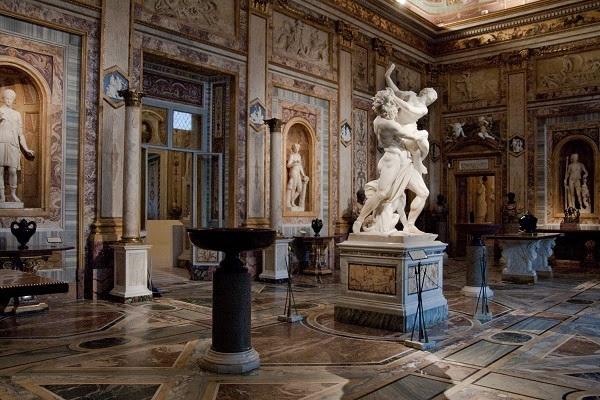 Galleria Borghese, Respira di Daniele Puppi