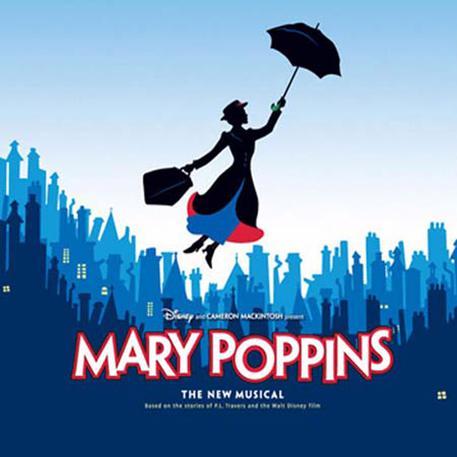 Il 2018 sarà l'anno di Mary Poppins. Il musical arriva a Milano