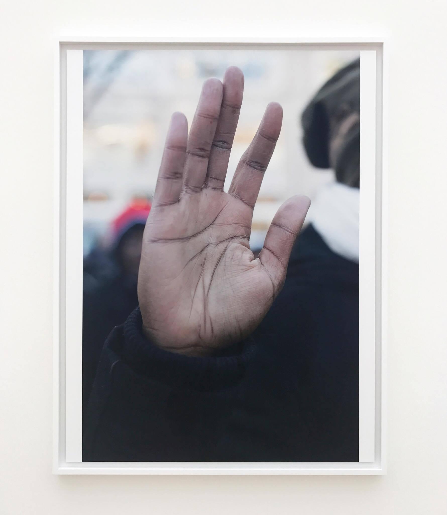 WF, Black Lives Matter protest, Union Square, b (2014)