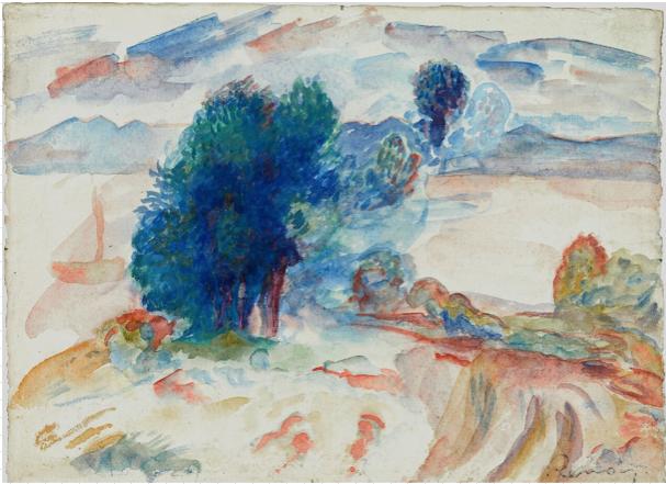Auguste RENOIR, Pandora
