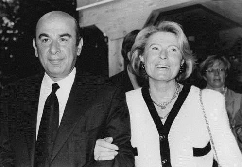 Jean-François e Marie-Aline Prat