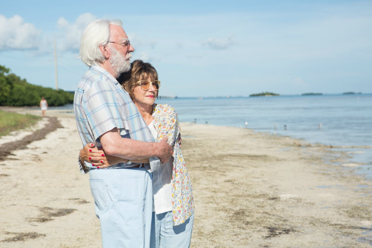 In viaggio contromano (The Leisure Seeker)