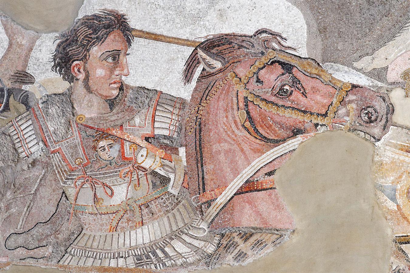 Alessandro Magno città iraq