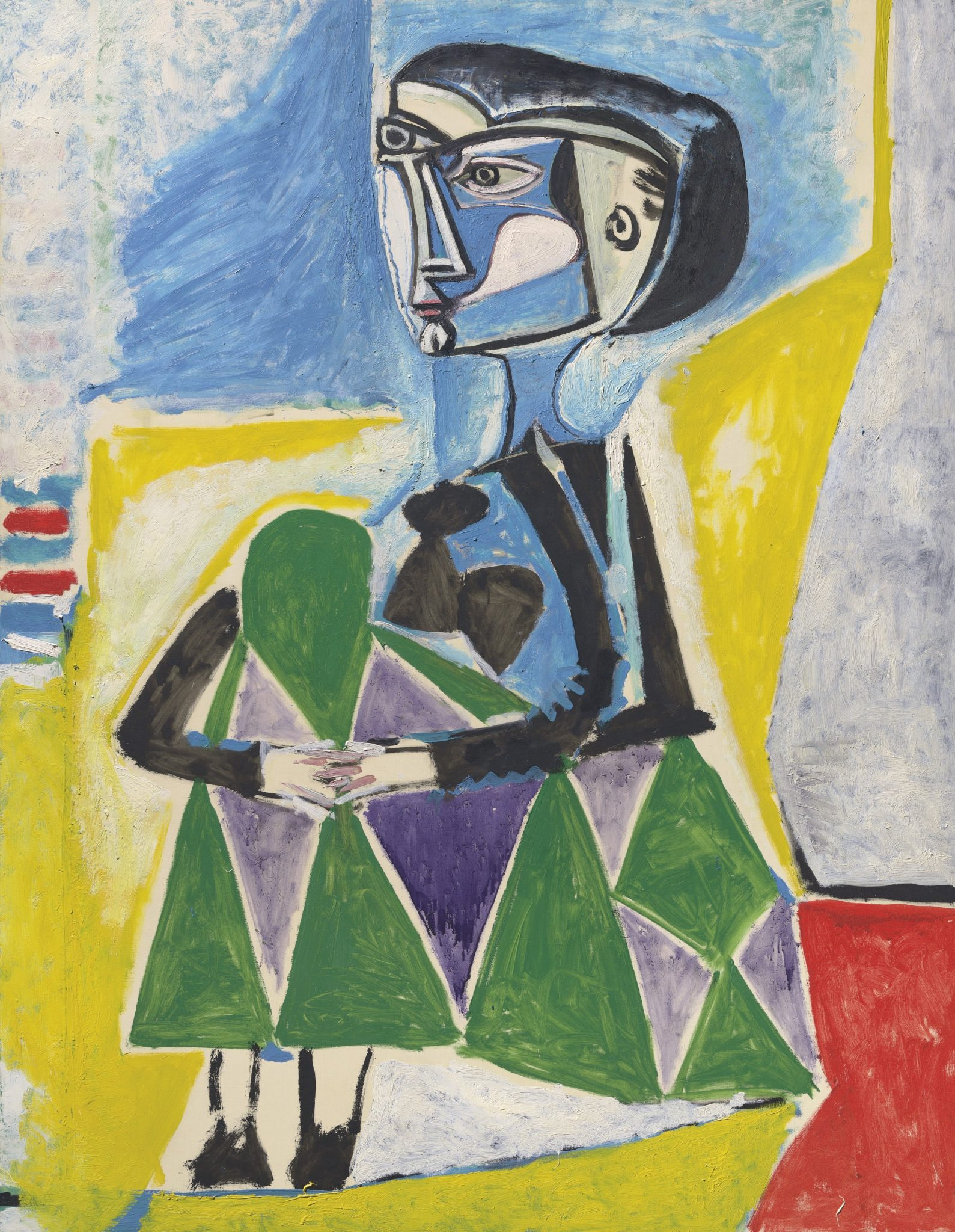 Con un ritratto di Jacqueline, Picasso guiderà l'asta Christie's di novembre