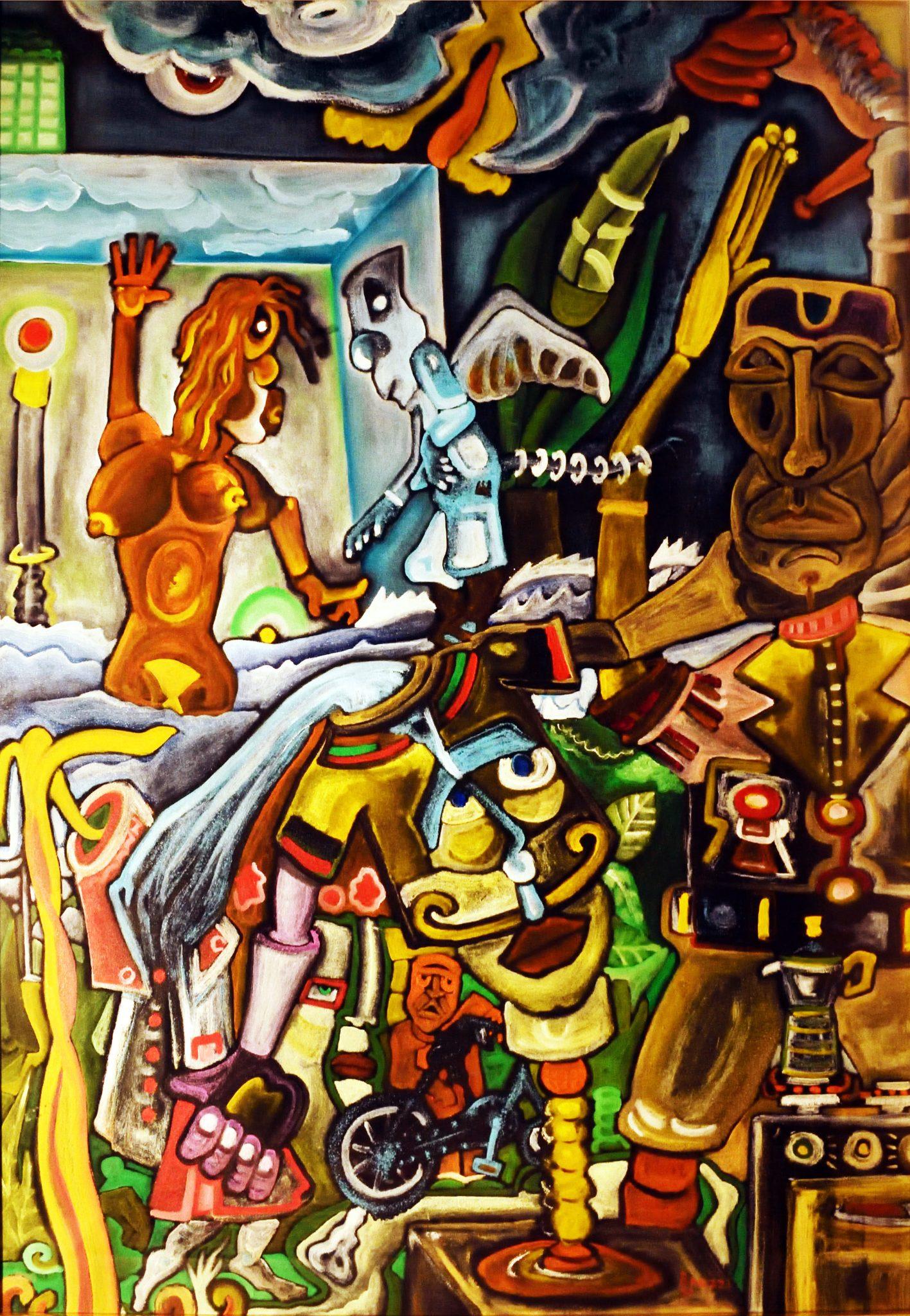 Marco Brozzi e l'arte angosciante della realtà