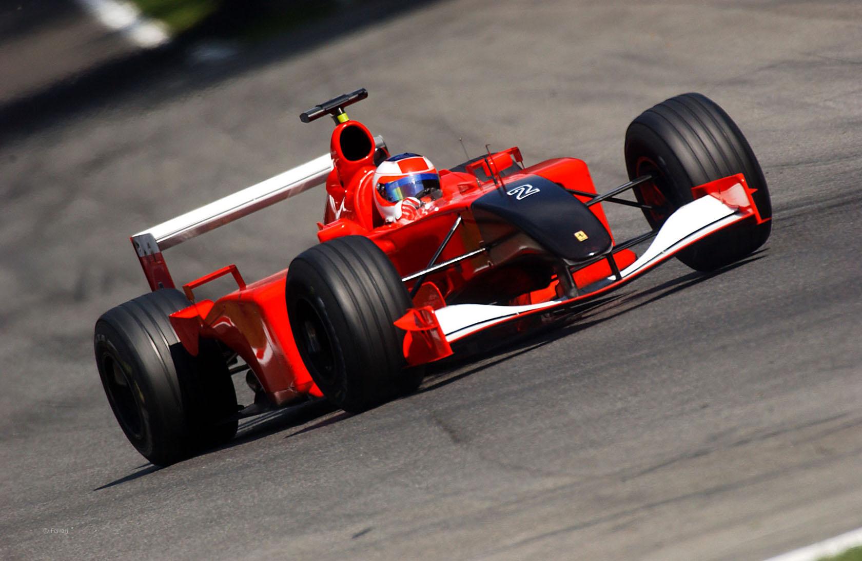 La Ferrari di Schumacher in asta da Sotheby's
