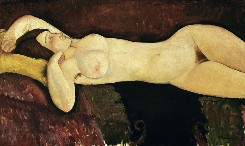Tate Modern | Modigliani