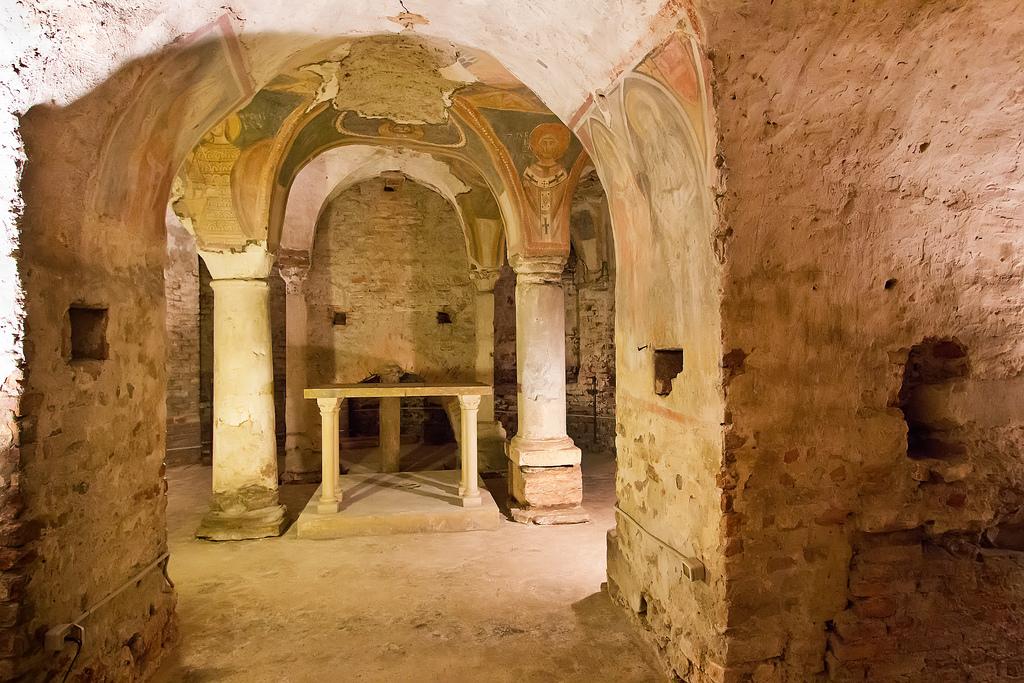 Visite guidate alla scoperta di Pavia Longobarda