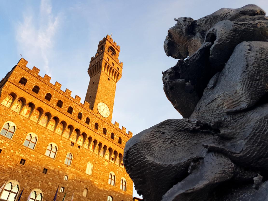 Urs Fischer a Firenze (Foto Luca Zuccala ArtsLife)