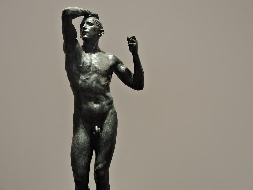 Rodin, L'Age d'airain