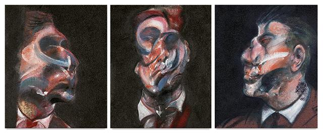 Un trittico di Francis Bacon stima 45 milioni $ da Sotheby's