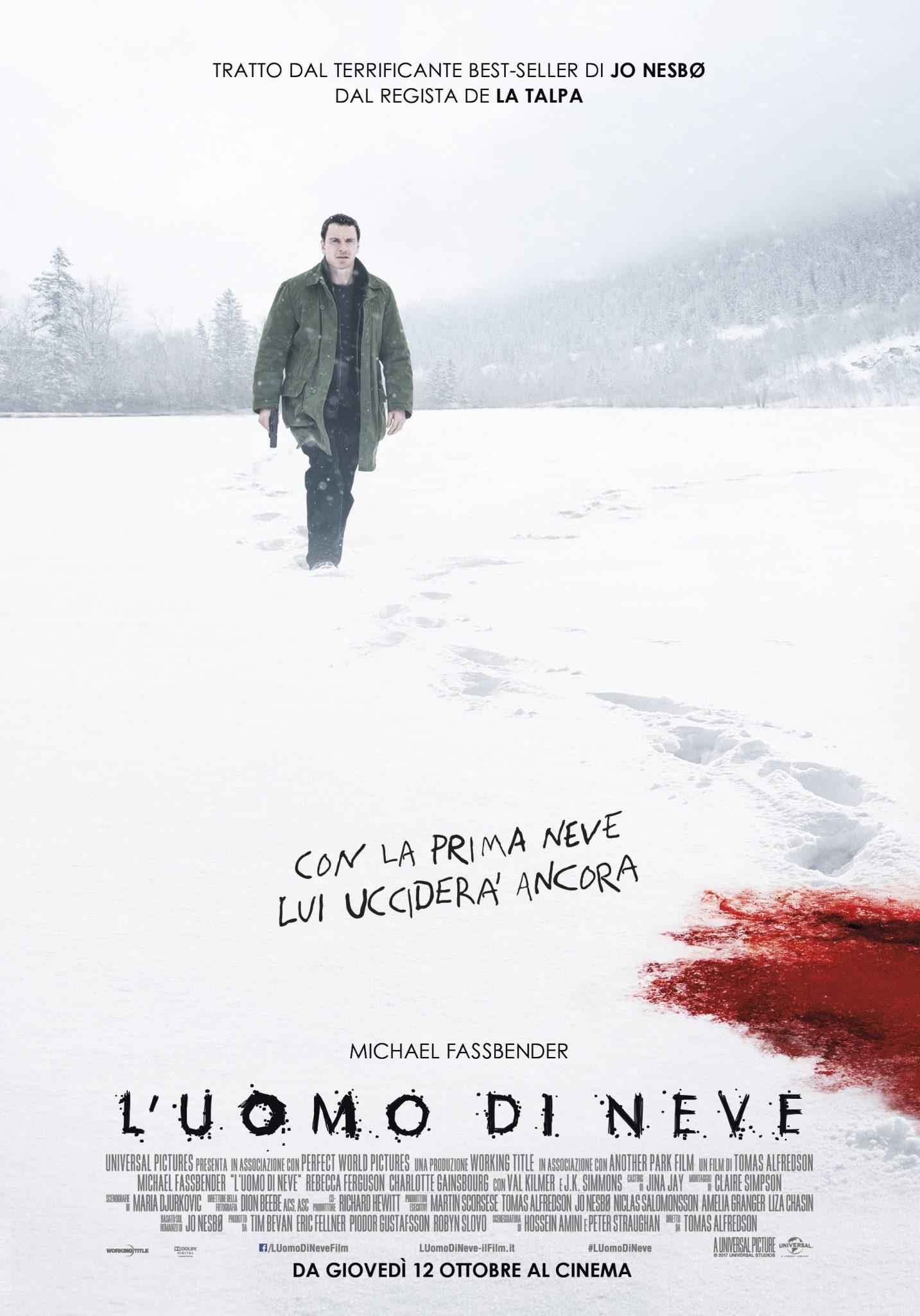 L'uomo di neve, un Dario Argento a Oslo senza troppi brividi