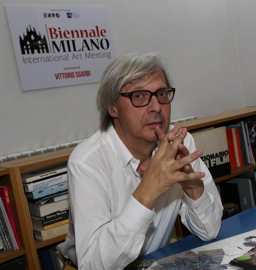 La Biennale di Milano di Sgabri.