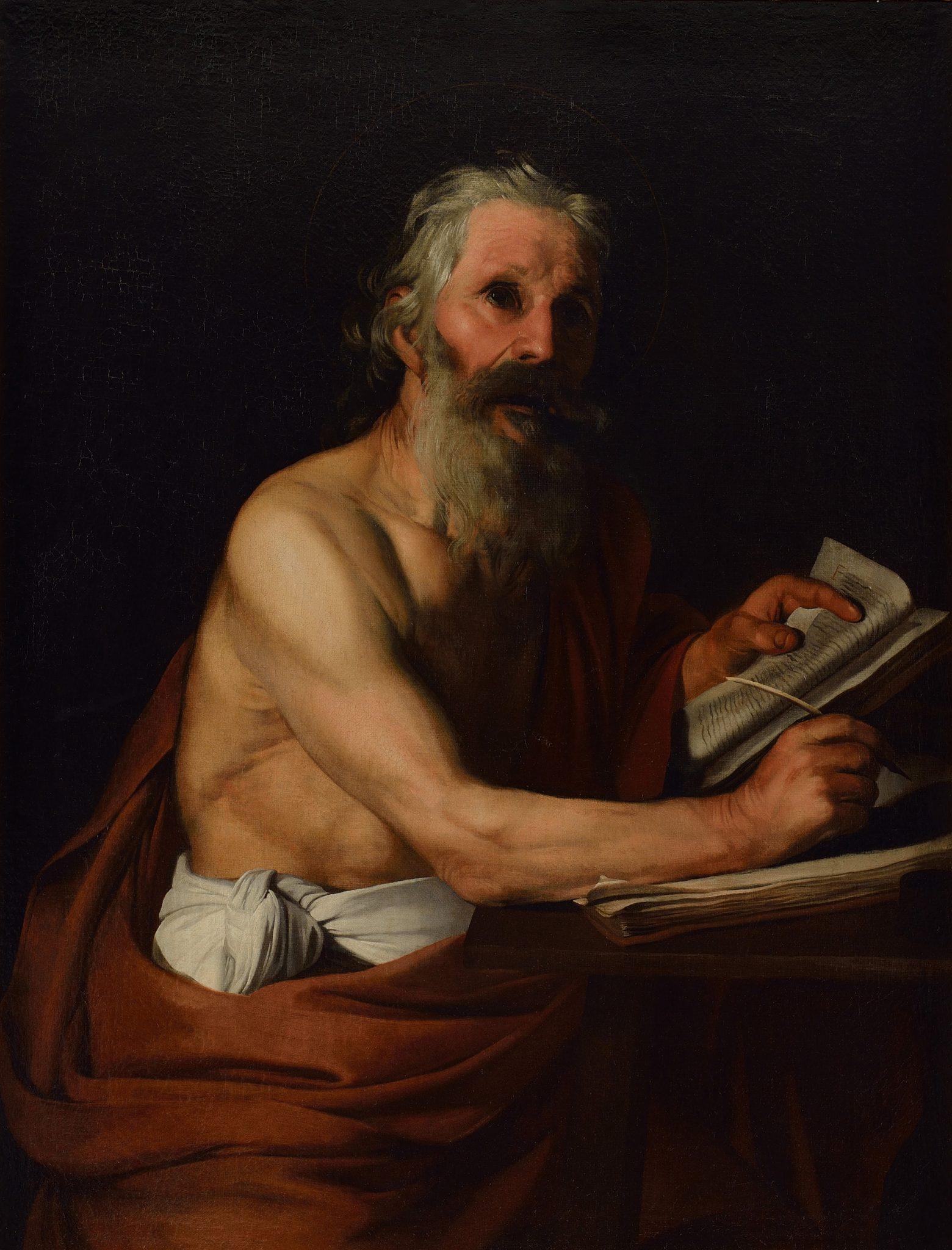 Bartolomeo Manfredi, San Girolamo