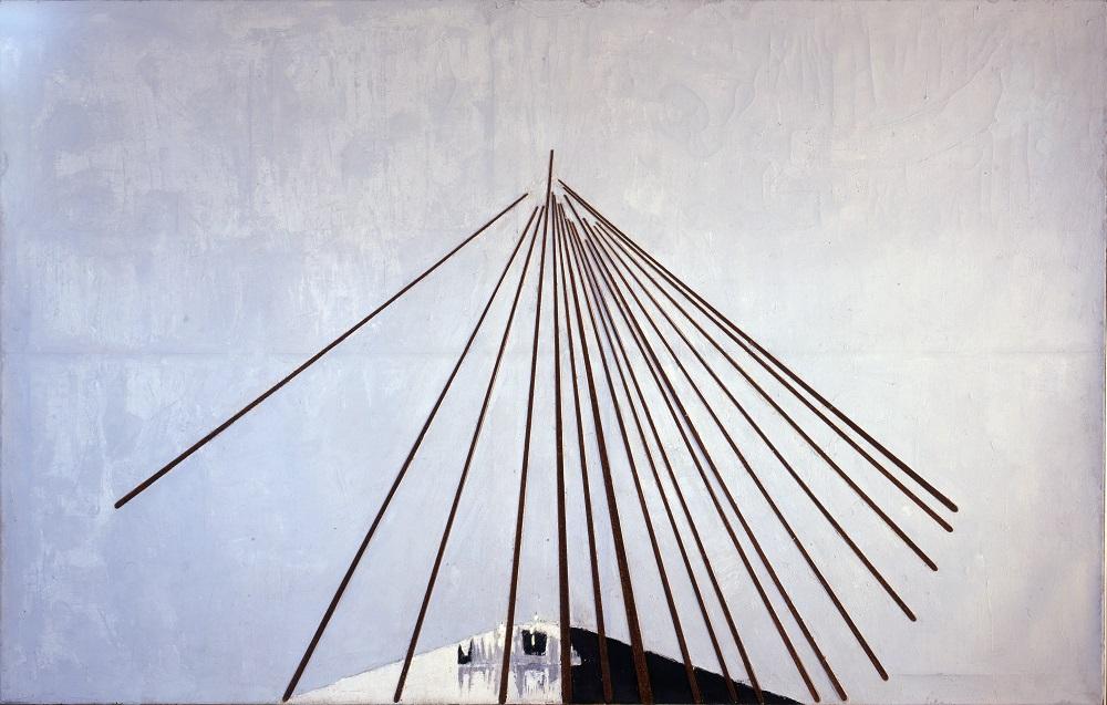 Enzo Cucchi dalle Collezioni del Castello di Rivoli Museo d'Arte Contemporanea