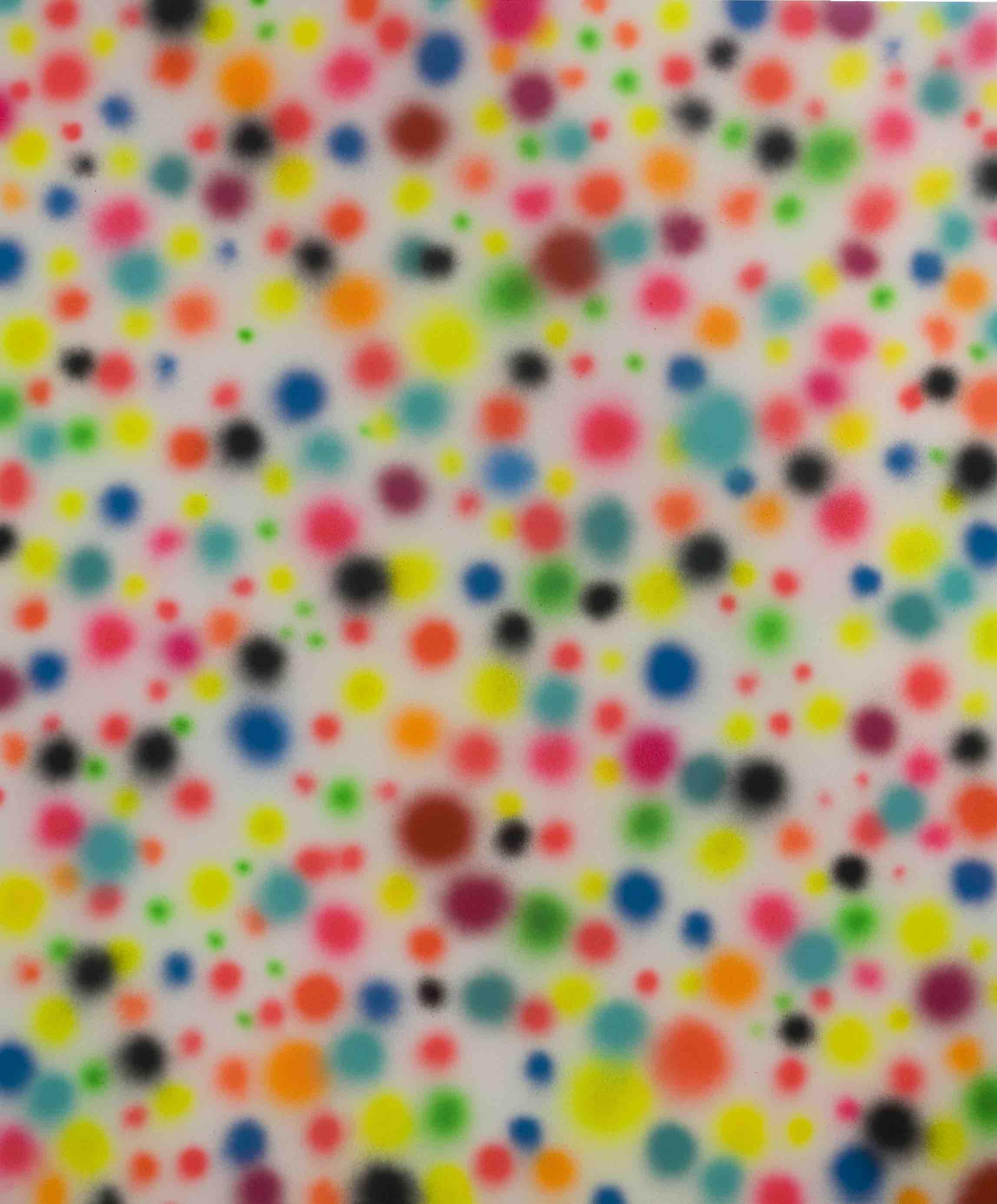 Daniele Innamorato, 20 (Inguardabile), acrilico su tela, 180x150 cmq, 2014